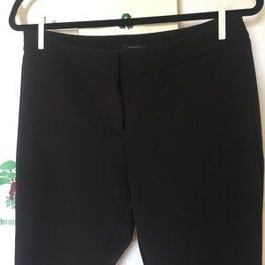 Worthington Modern Fit Black Trousers